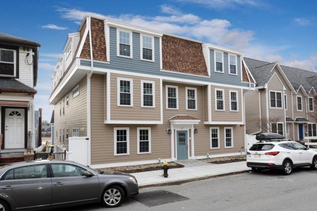 49 Leyden Street #6, Boston, MA 02128 (MLS #72440893) :: ERA Russell Realty Group