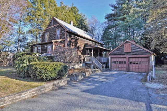 1173 South St, Wrentham, MA 02093 (MLS #72441103) :: Primary National Residential Brokerage