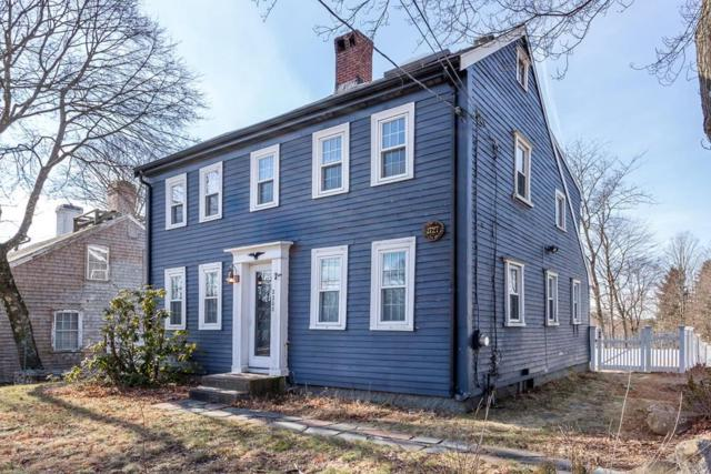 2208 Washington St, Canton, MA 02021 (MLS #72441302) :: Primary National Residential Brokerage