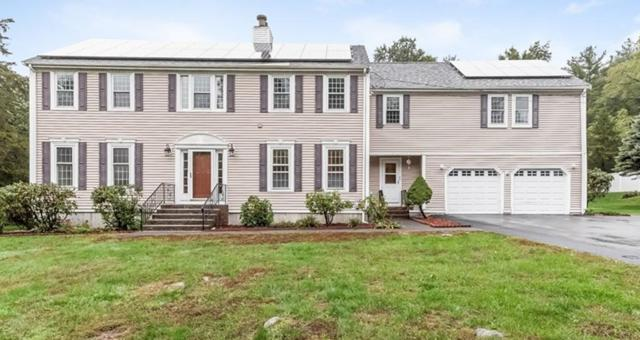 641 Canton St., Westwood, MA 02090 (MLS #72441351) :: Trust Realty One