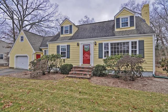 8 Eastman Ave, Foxboro, MA 02035 (MLS #72441360) :: Primary National Residential Brokerage