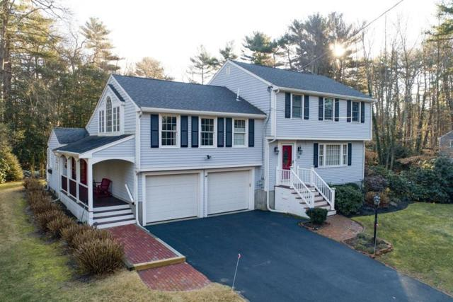 38 Colonel Mansfield Road, Scituate, MA 02066 (MLS #72441463) :: Keller Williams Realty Showcase Properties