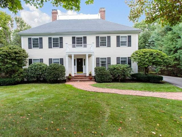 3 Hewins Farm Road, Wellesley, MA 02481 (MLS #72441571) :: Westcott Properties