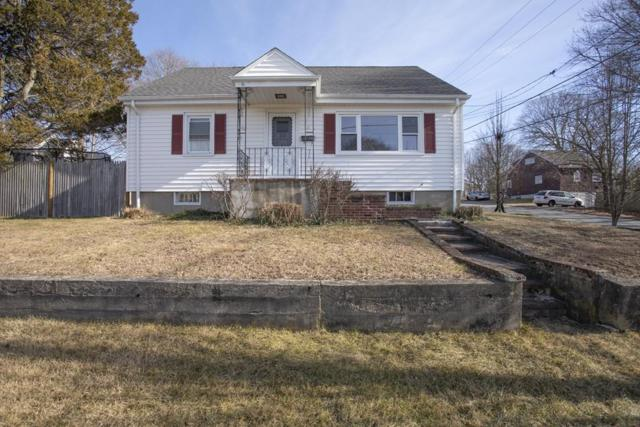 132 Worcester St, New Bedford, MA 02745 (MLS #72441573) :: Charlesgate Realty Group