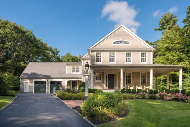 9 Loring Dr, Norwell, MA 02061 (MLS #72441603) :: Keller Williams Realty Showcase Properties