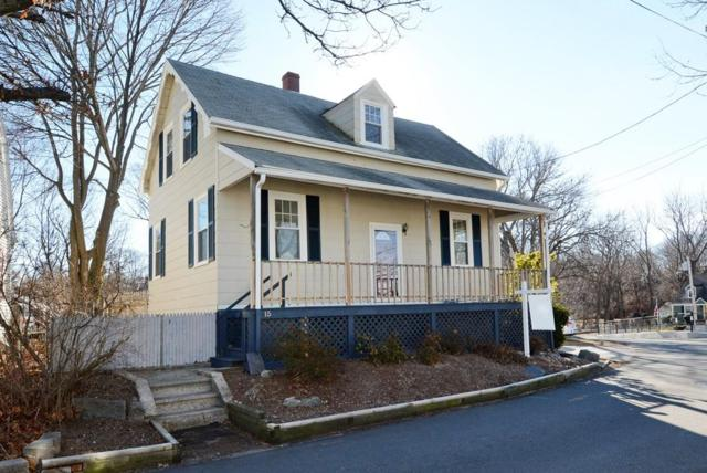 15 Ocean Ave, Weymouth, MA 02191 (MLS #72441608) :: Keller Williams Realty Showcase Properties