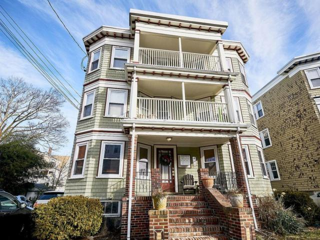 14 Verdun St #3, Boston, MA 02124 (MLS #72441671) :: Keller Williams Realty Showcase Properties