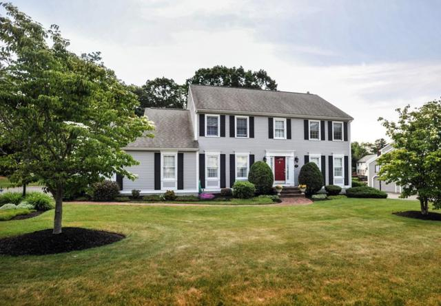 30 Colby Way, Westwood, MA 02090 (MLS #72441743) :: Trust Realty One