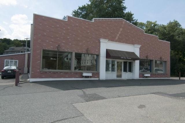 122-138 East Central Street, Franklin, MA 02038 (MLS #72442001) :: Primary National Residential Brokerage