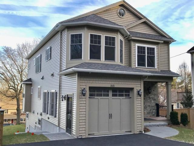 315 Prospect Hill Road, Waltham, MA 02451 (MLS #72442015) :: Vanguard Realty