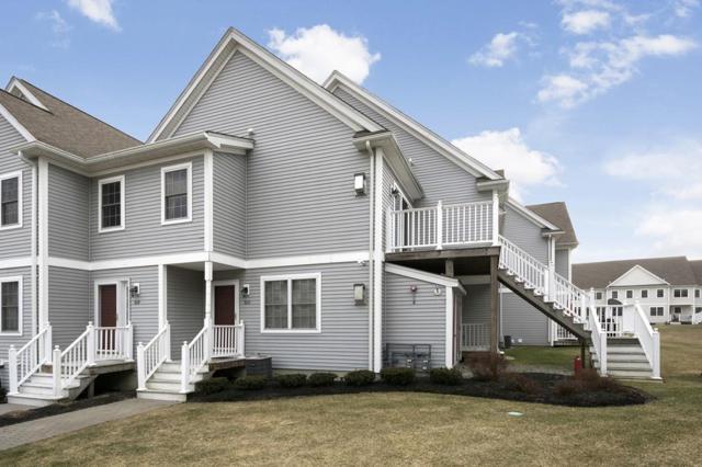 602 Hampton Way #602, Abington, MA 02351 (MLS #72442065) :: Keller Williams Realty Showcase Properties