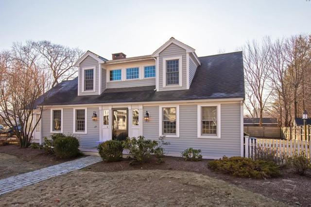 13 Stoddard Road, Hingham, MA 02043 (MLS #72442123) :: Keller Williams Realty Showcase Properties