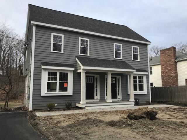 71 Charles Street A, Newton, MA 02466 (MLS #72442164) :: Westcott Properties