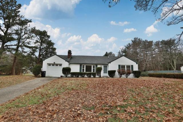1095 Bay Rd, Sharon, MA 02067 (MLS #72442172) :: Primary National Residential Brokerage