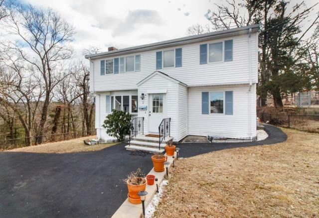 2 Mt. Vernon Ave, Waltham, MA 02451 (MLS #72442187) :: Vanguard Realty