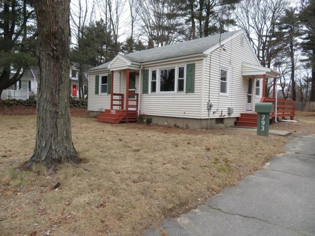 793 Central Street, Stoughton, MA 02072 (MLS #72442480) :: Primary National Residential Brokerage