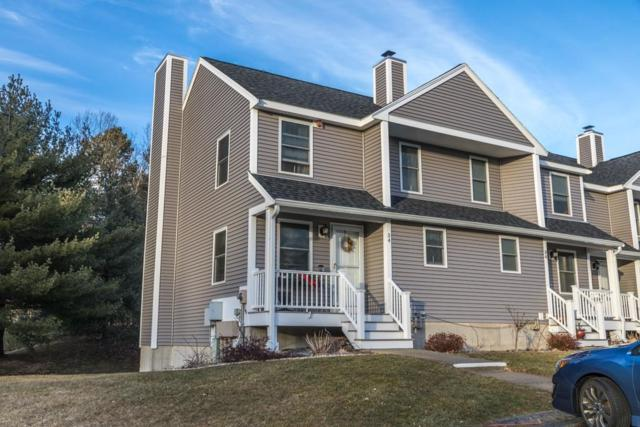 34 Sycamore Drive #34, Leominster, MA 01453 (MLS #72442671) :: The Home Negotiators