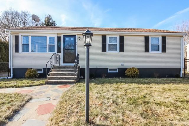 27 Tanglewood Dr, New Bedford, MA 02740 (MLS #72442708) :: Cobblestone Realty LLC