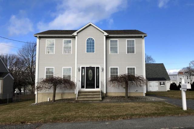 262 Sterling St, Fall River, MA 02721 (MLS #72443841) :: Cobblestone Realty LLC