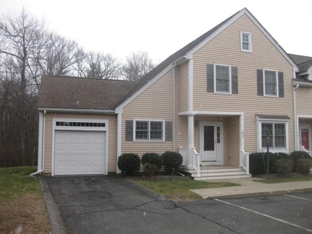802 Thayer Street #802, Abington, MA 02351 (MLS #72443846) :: Keller Williams Realty Showcase Properties