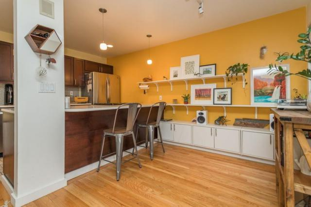 5 Fort Washington Pl B, Boston, MA 02139 (MLS #72443857) :: Keller Williams Realty Showcase Properties