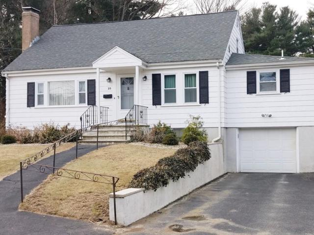 20 Mark Ave, Reading, MA 01867 (MLS #72443963) :: The Goss Team at RE/MAX Properties