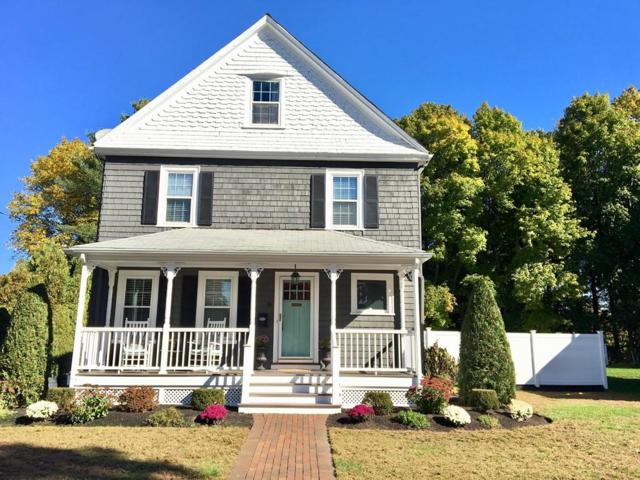 16 Prospect St, Walpole, MA 02081 (MLS #72443973) :: The Goss Team at RE/MAX Properties