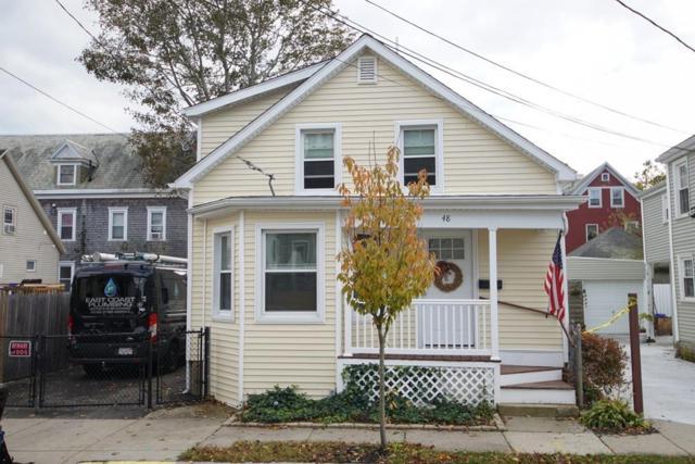 48 Willow St, New Bedford, MA 02740 (MLS #72444112) :: Cobblestone Realty LLC