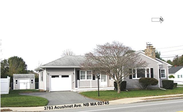 3783 Acushnet Ave, New Bedford, MA 02745 (MLS #72444128) :: ERA Russell Realty Group