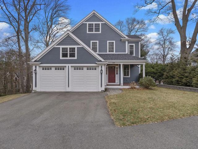 169 Laurel Drive, Needham, MA 02492 (MLS #72444275) :: Primary National Residential Brokerage