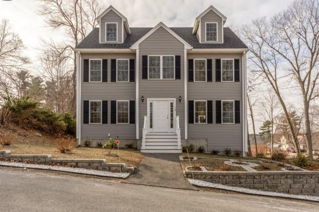 34 Amesbury Ave North, Amesbury, MA 01913 (MLS #72444280) :: Primary National Residential Brokerage