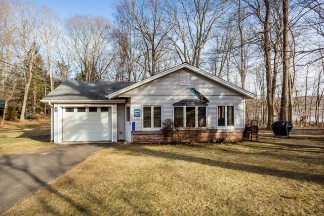 127 Lakeside Drive, Andover, CT 06232 (MLS #72444282) :: Primary National Residential Brokerage