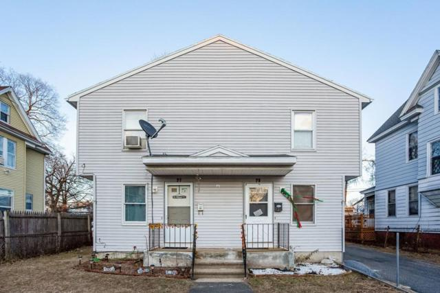 23-25 Mapledell St, Springfield, MA 01109 (MLS #72444350) :: Charlesgate Realty Group