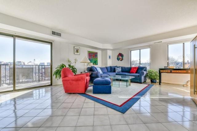 30 Stearns Road #604, Brookline, MA 02446 (MLS #72444380) :: Vanguard Realty