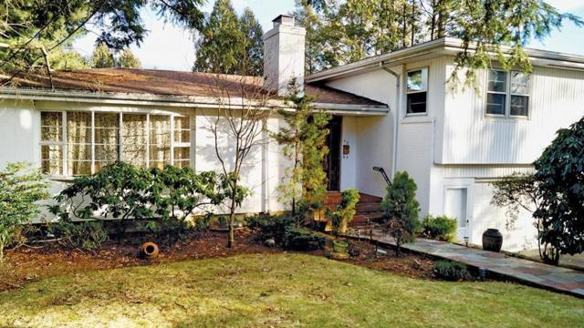 43 Kensington Cir, Brookline, MA 02467 (MLS #72444506) :: Vanguard Realty
