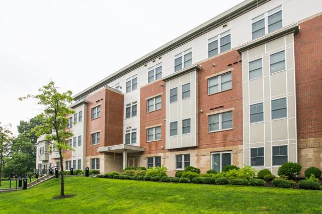 321 Hammond Pond Parkway #103, Brookline, MA 02467 (MLS #72444632) :: AdoEma Realty