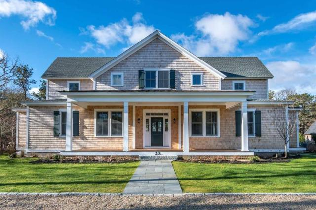 20 Vickers St, Edgartown, MA 02539 (MLS #72444736) :: Vanguard Realty