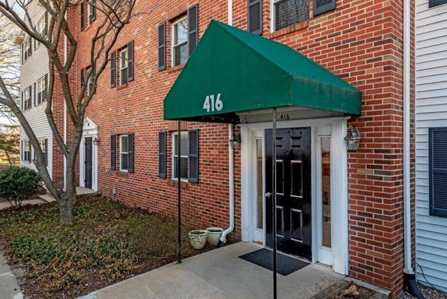 416 Grove St A3, Newton, MA 02462 (MLS #72445068) :: Vanguard Realty