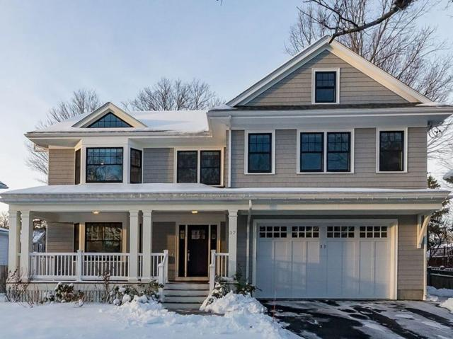 37 Stearns St, Newton, MA 02459 (MLS #72445111) :: Vanguard Realty