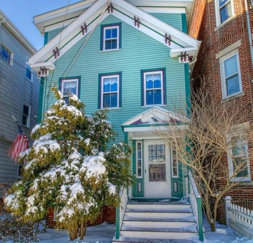 12 Chandler St #1, Somerville, MA 02144 (MLS #72445134) :: AdoEma Realty