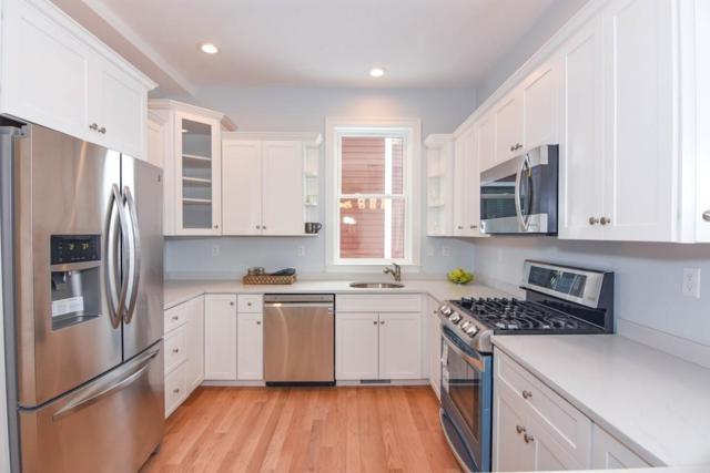 12 Warwick Street #2, Somerville, MA 02145 (MLS #72445138) :: Vanguard Realty