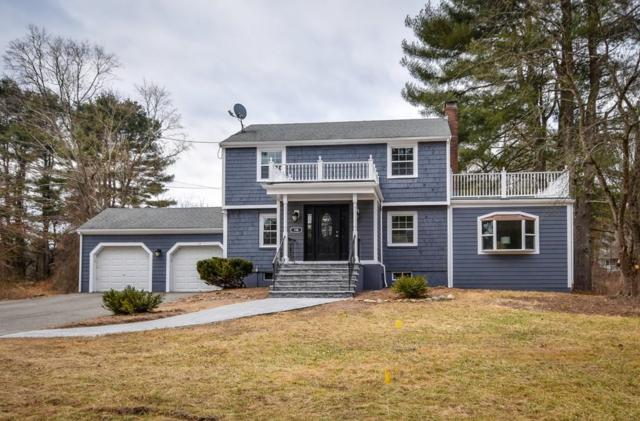 118 Concord  Road, Wayland, MA 01778 (MLS #72445182) :: The Muncey Group