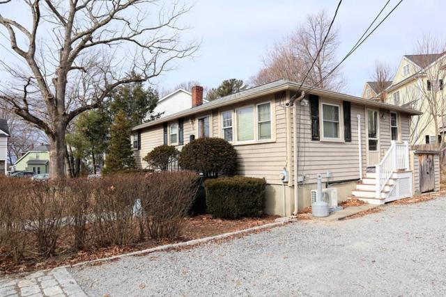 32 Rosemont Avenue, Waltham, MA 02451 (MLS #72445307) :: Driggin Realty Group