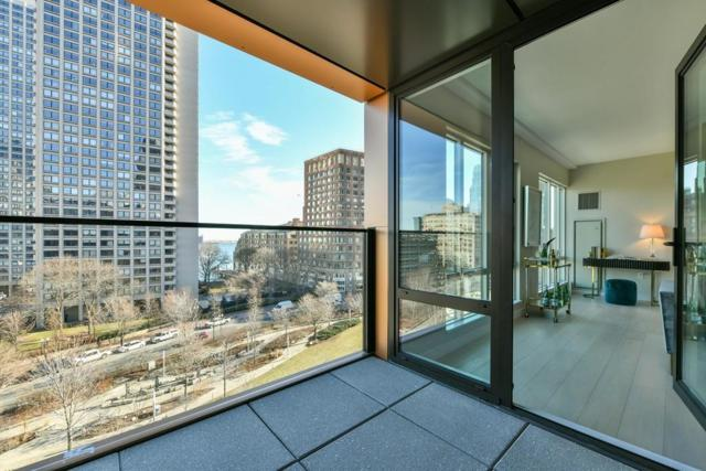110 Broad Street #802, Boston, MA 02110 (MLS #72446551) :: Charlesgate Realty Group