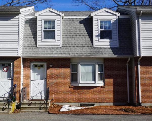 10 Nichols Street #2, Holden, MA 10522 (MLS #72446752) :: Compass Massachusetts LLC