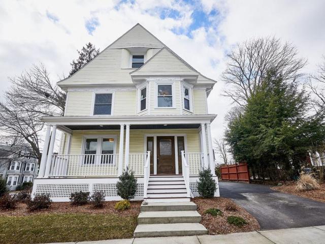 40 Fayette  Street, Watertown, MA 02472 (MLS #72447354) :: Commonwealth Standard Realty Co.