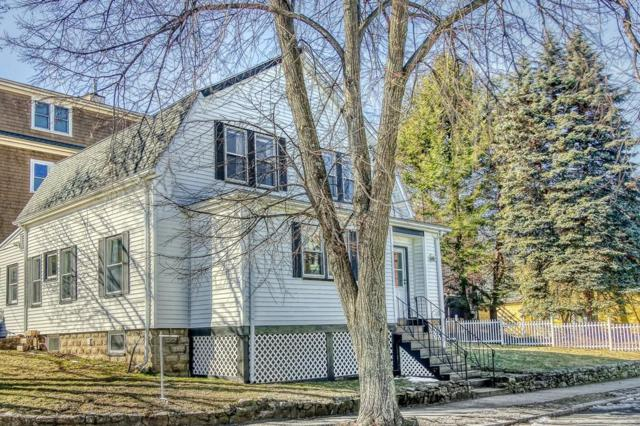 136 Wildwood Avenue, Arlington, MA 02476 (MLS #72447986) :: Commonwealth Standard Realty Co.