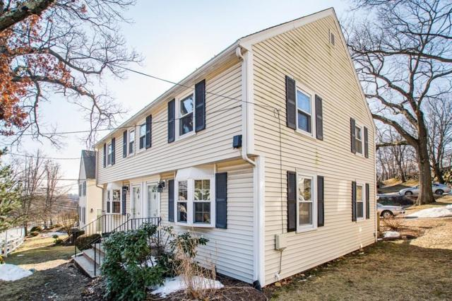482 Summer St #482, Arlington, MA 02474 (MLS #72448302) :: EdVantage Home Group