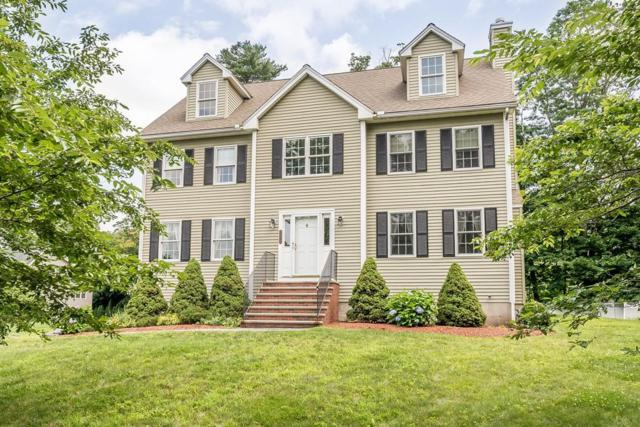 439R Middlesex Avenue, Wilmington, MA 01887 (MLS #72448483) :: Exit Realty