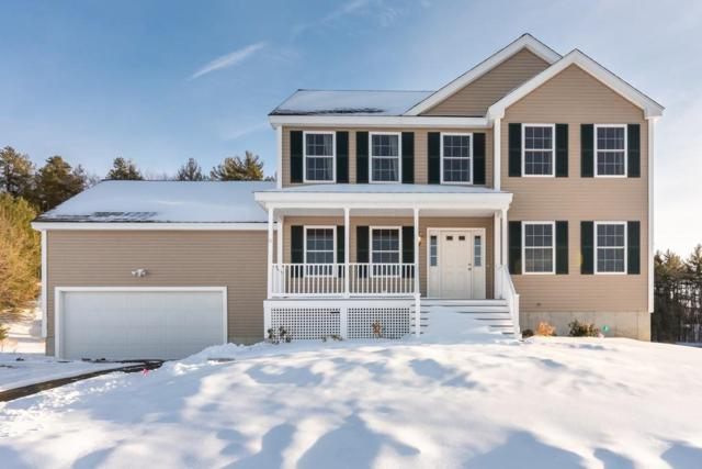 9 Olivia Way F, Groton, MA 01450 (MLS #72448653) :: Trust Realty One